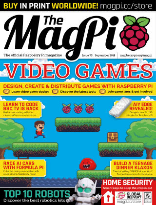 The MagPi magazine September 2018