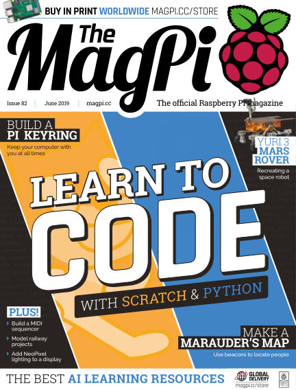 The MagPi magazine May 30, 2019 00:00