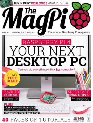 The MagPi magazine September2019