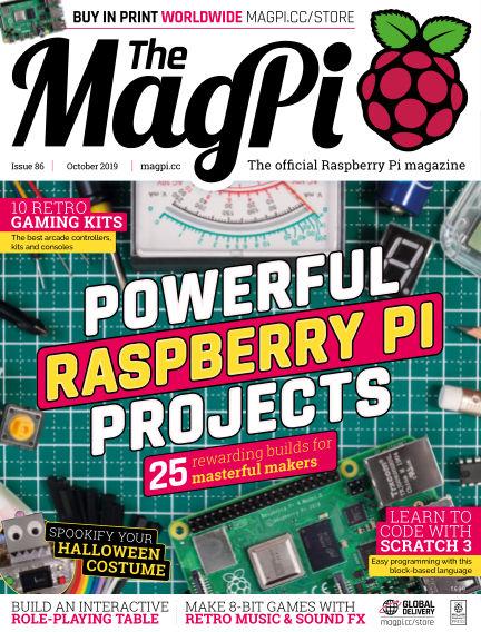 The MagPi magazine September 26, 2019 00:00