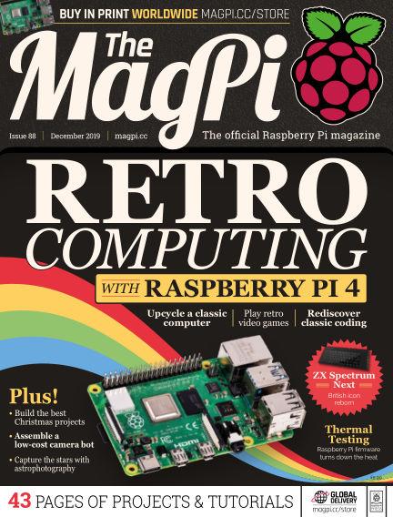 The MagPi magazine November 28, 2019 00:00