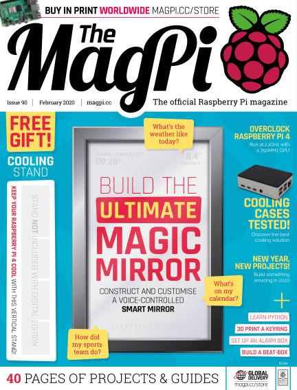 The MagPi magazine January 30, 2020 00:00