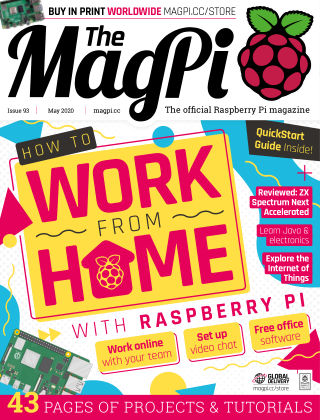 The MagPi magazine may2020
