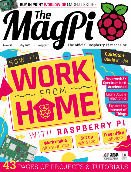 The MagPi magazine April 30, 2020 00:00
