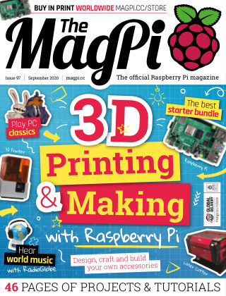 The MagPi magazine september2020