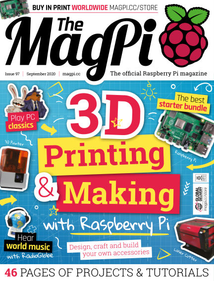 The MagPi magazine August 27, 2020 00:00