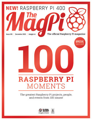 The MagPi magazine December 2020