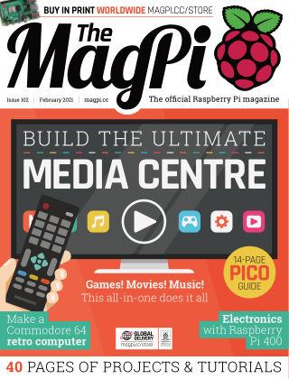 The MagPi magazine february2021