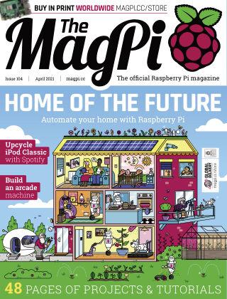 The MagPi magazine 104