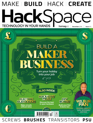 HackSpace magazine December 2018