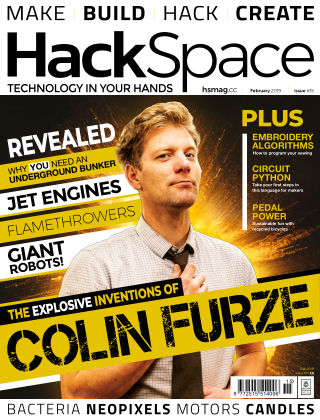 HackSpace magazine February 2019