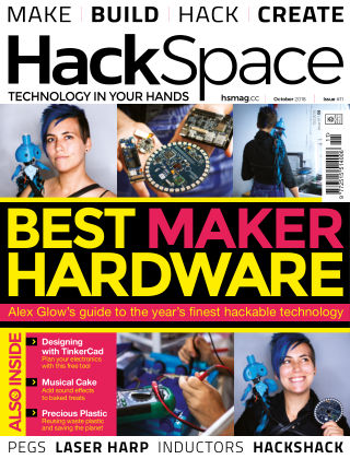 HackSpace magazine October 2018