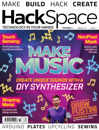 HackSpace magazine January 2019