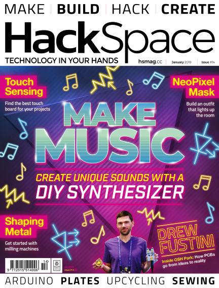 HackSpace magazine December 20, 2018 00:00