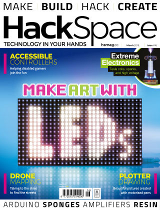 HackSpace magazine March 2019