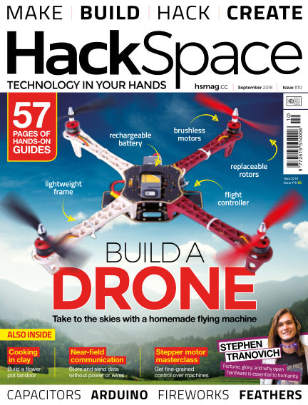 HackSpace magazine August 23, 2018 00:00