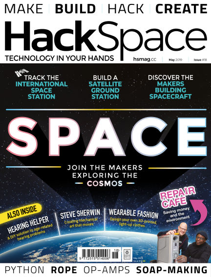 HackSpace magazine April 18, 2019 00:00