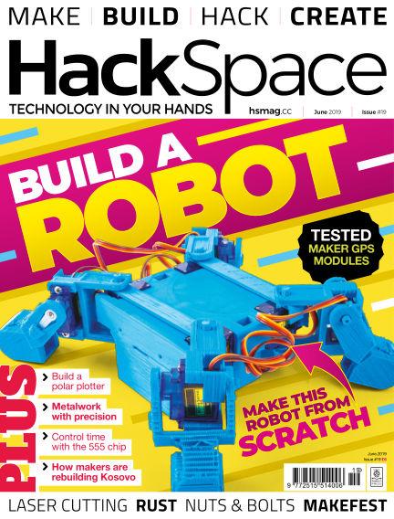 HackSpace magazine May 23, 2019 00:00