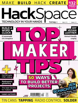 HackSpace magazine July2019