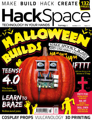 HackSpace magazine October 2019