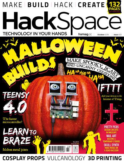 HackSpace magazine September 19, 2019 00:00