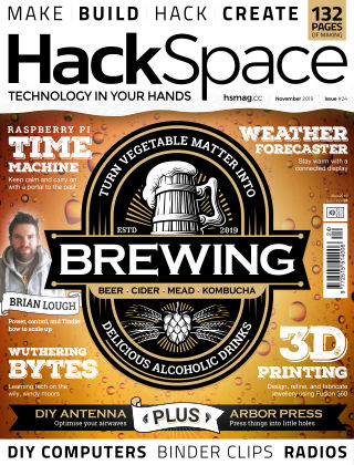 HackSpace magazine November 2019