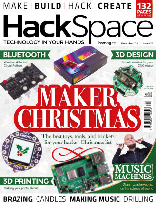 HackSpace magazine December2019