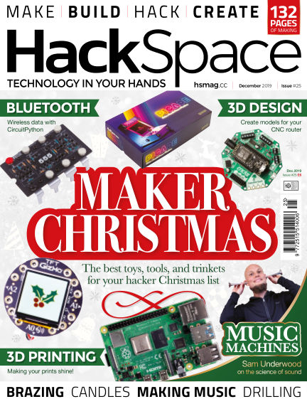 HackSpace magazine November 21, 2019 00:00