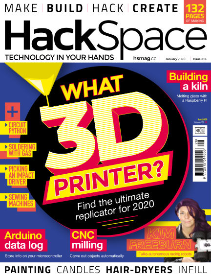 HackSpace magazine December 19, 2019 00:00
