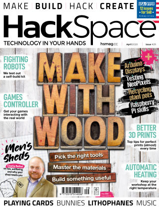 HackSpace magazine April2020
