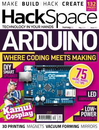 HackSpace magazine May 2020