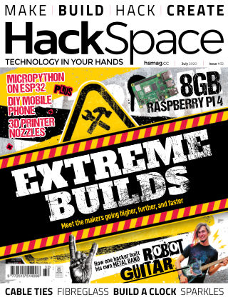 HackSpace magazine July 2020