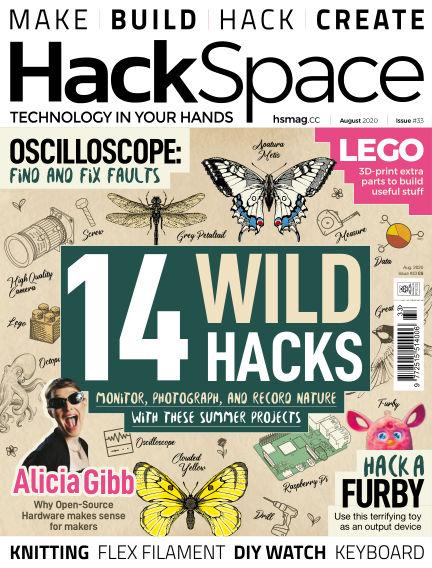 HackSpace magazine July 23, 2020 00:00