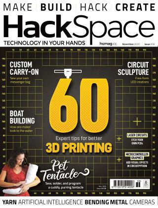 HackSpace magazine November 2020