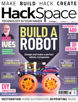 HackSpace magazine December2020