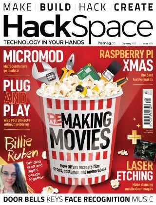HackSpace magazine January2021