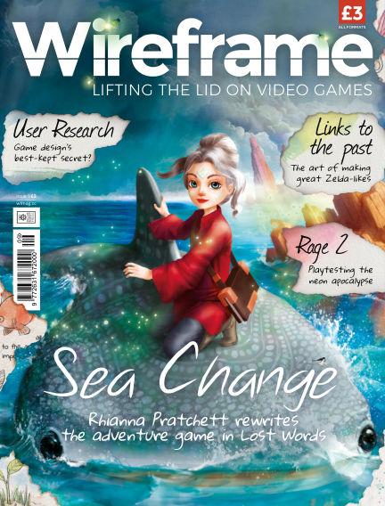 Wireframe magazine March 14, 2019 00:00