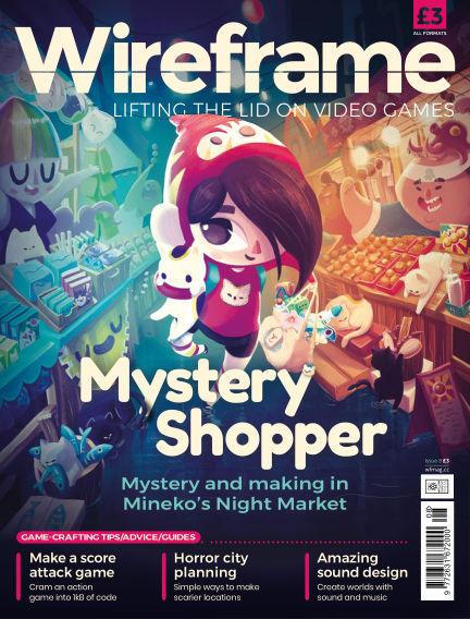 Wireframe magazine February 28, 2019 00:00