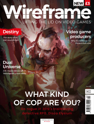 Wireframe magazine Issue 04