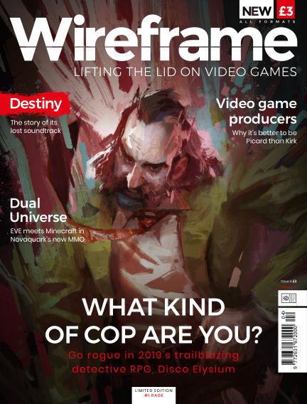 Wireframe magazine January 03, 2019 00:00
