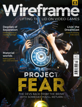 Wireframe magazine Issue 07