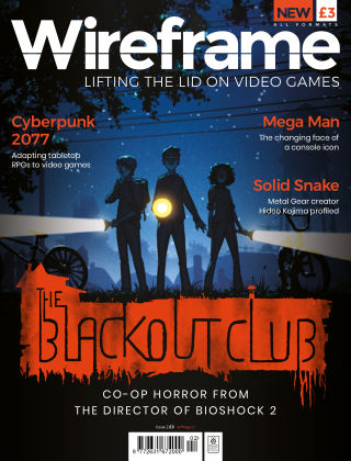 Wireframe magazine Issue 02