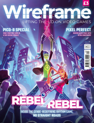 Wireframe magazine Issue 12