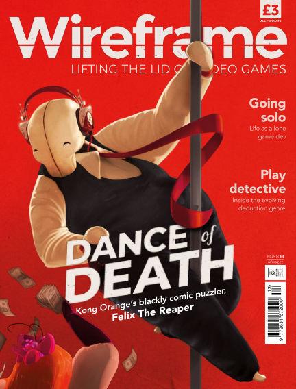 Wireframe magazine May 09, 2019 00:00
