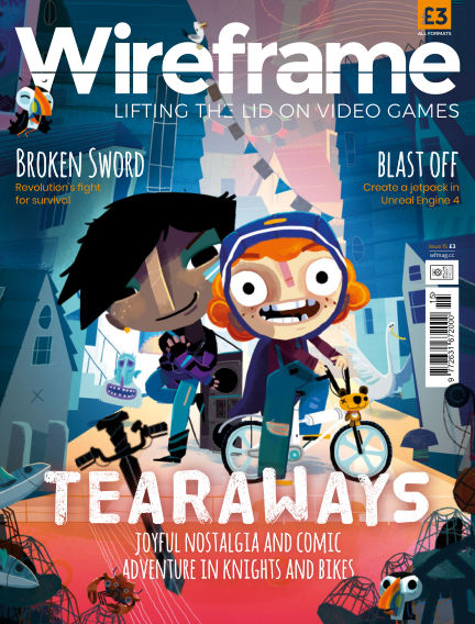 Wireframe magazine June 06, 2019 00:00