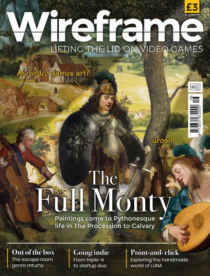 Wireframe magazine June 20, 2019 00:00