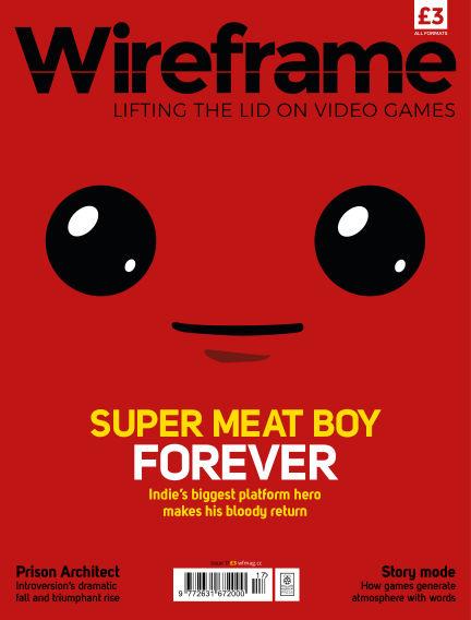 Wireframe magazine July 05, 2019 00:00