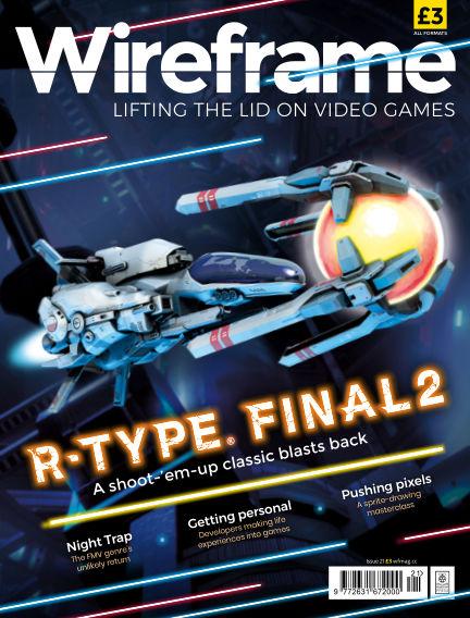 Wireframe magazine August 29, 2019 00:00