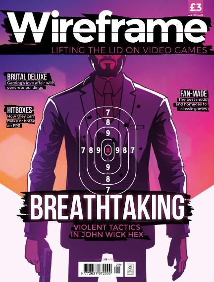 Wireframe magazine September 12, 2019 00:00