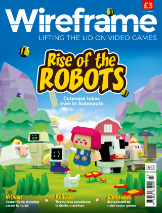 Wireframe magazine 23